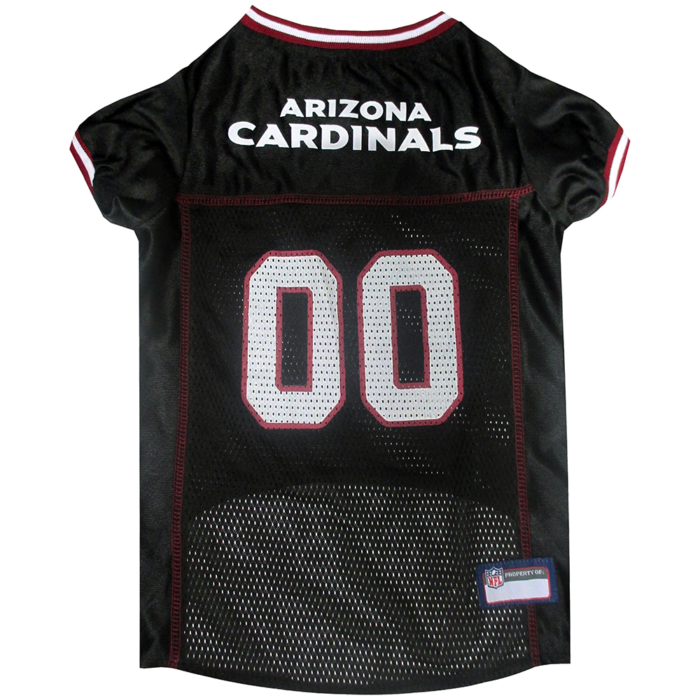 Arizona Cardinals Dog Jerseys