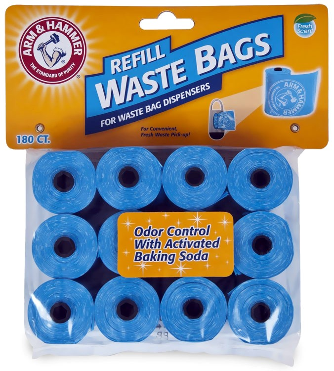 Arm and Hammer Waste Bags
