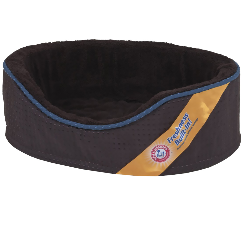 """Arm & Hammer Lounger Plush/Suede 18""""x14""""x5"""" - Assorted"""
