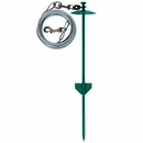 "Aspen Pet Stake Large 20"" Dome with 20 Feet Tieout"