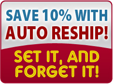 Autoship & Save Discount Program