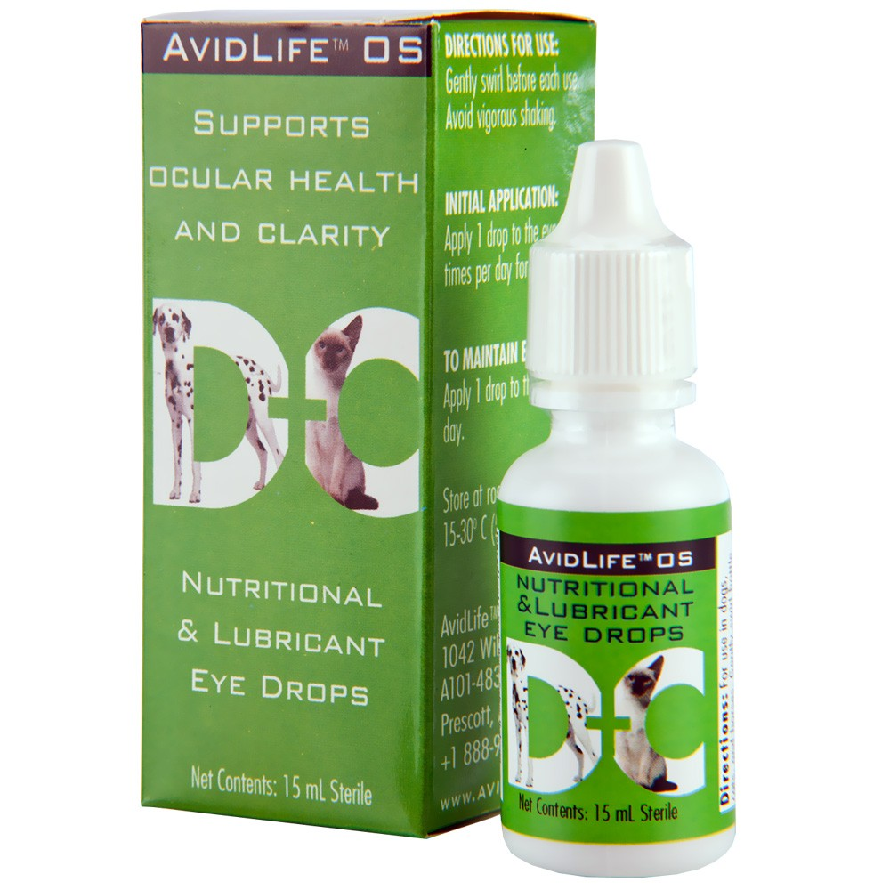 AvidLife OS Eye Lubricant