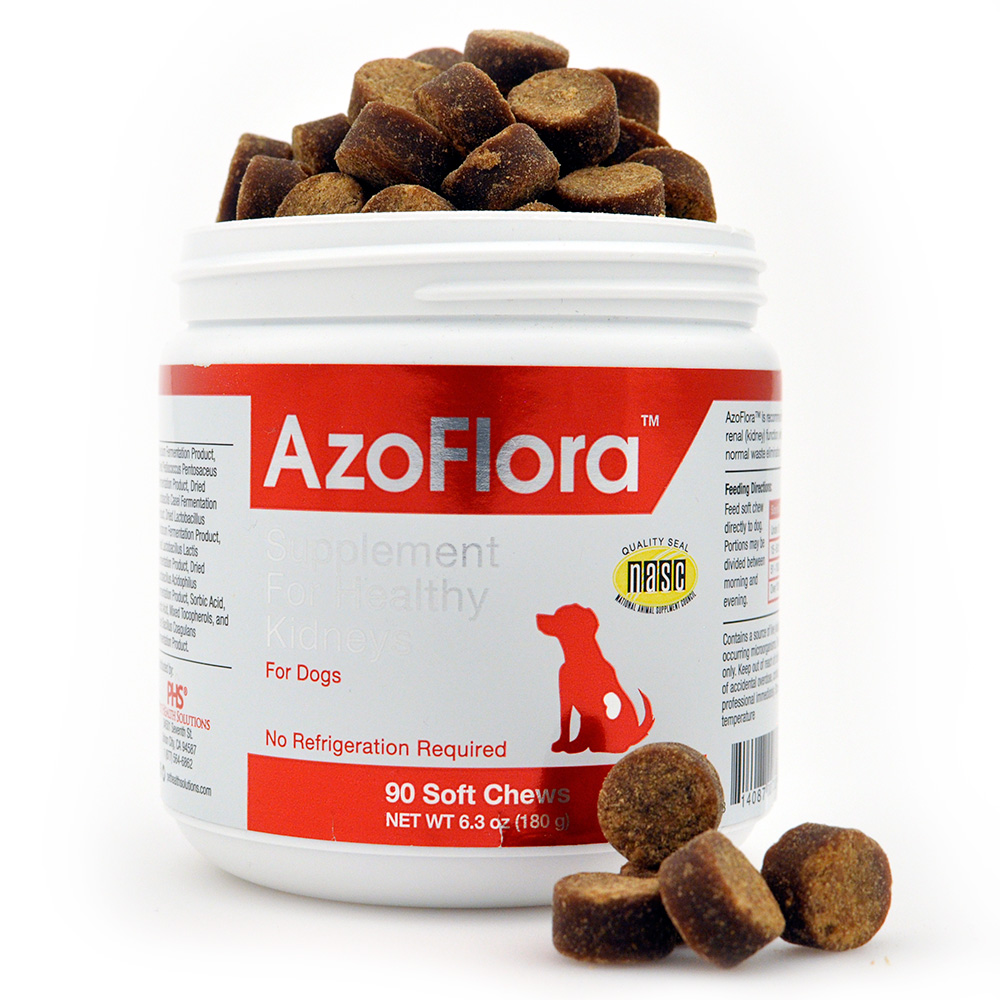 Azoflora™ Kidney Support (90 Soft Chews)