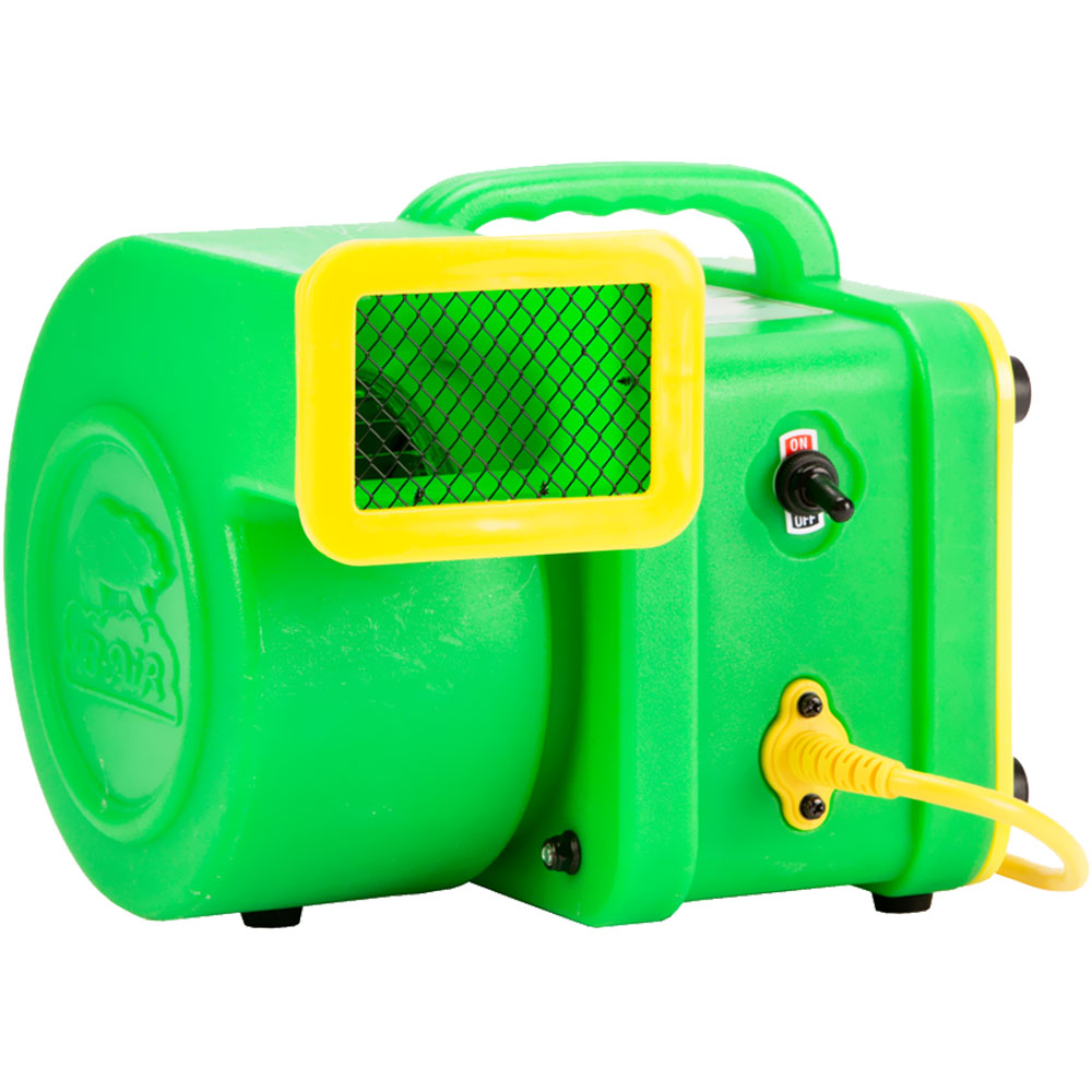 B-Air Cub 1 Speed Single Cage Dryer - Green