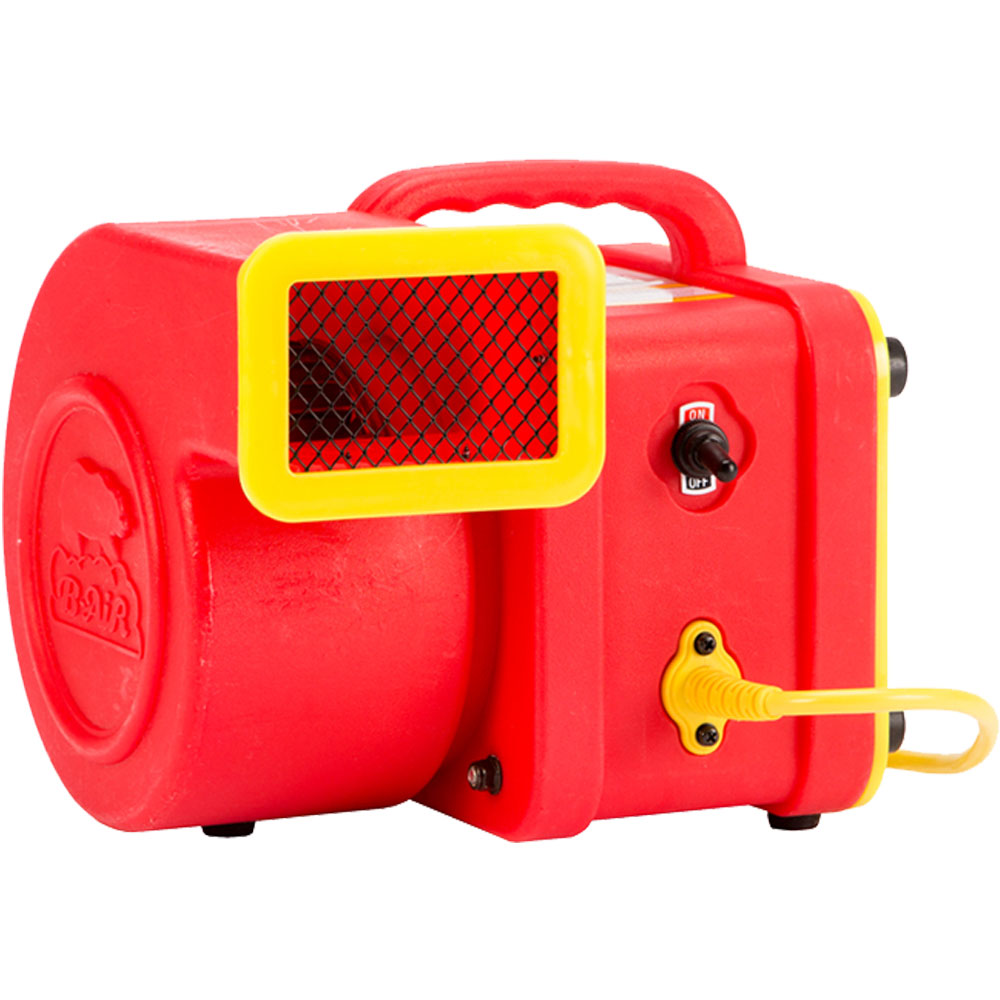 B-Air Cub 1 Speed Single Cage Dryer - Red