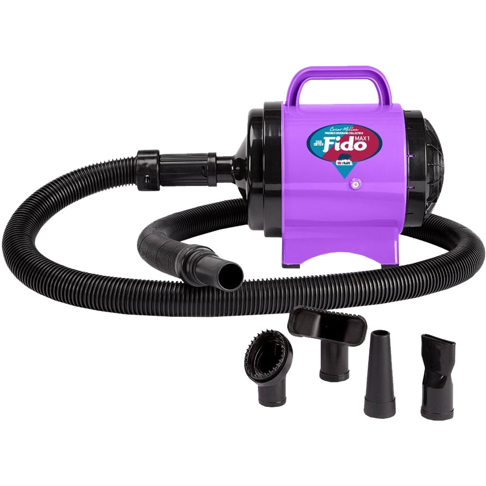 B-Air Fido Max 1 Dog Dryer - Purple