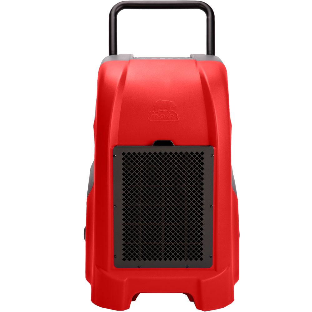 B-Air Vantage Dehumidifier - Red