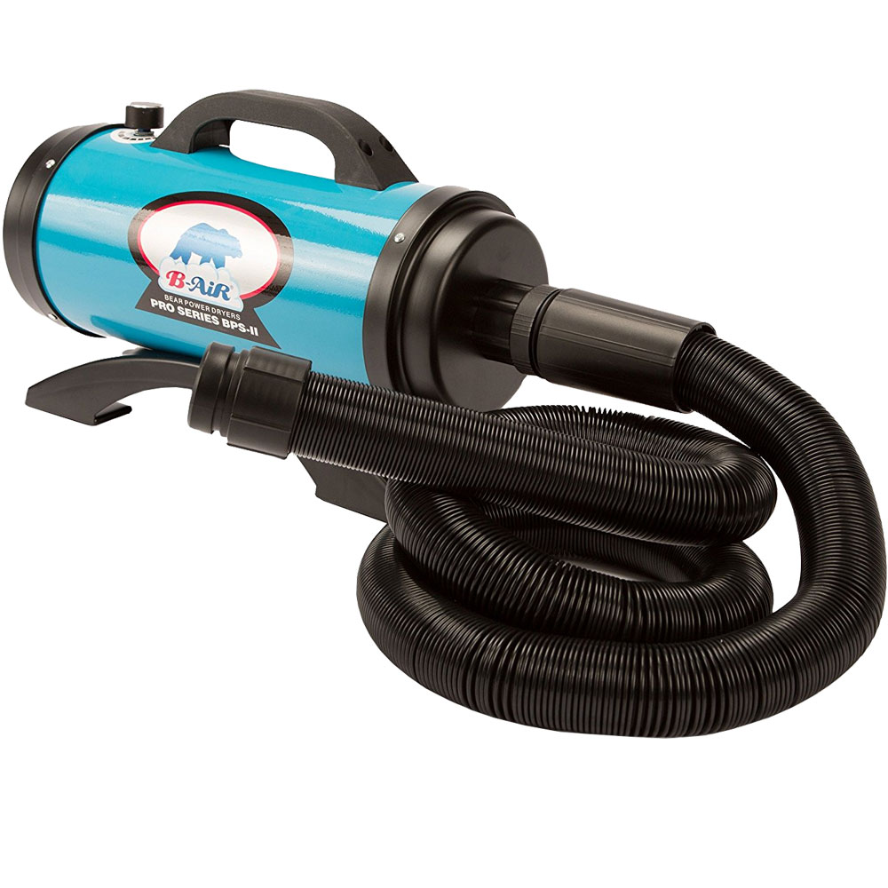 B-Air Variable Speed Professional Pet Dryer - Turquoise