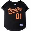 Baltimore Orioles Dog Jerseys
