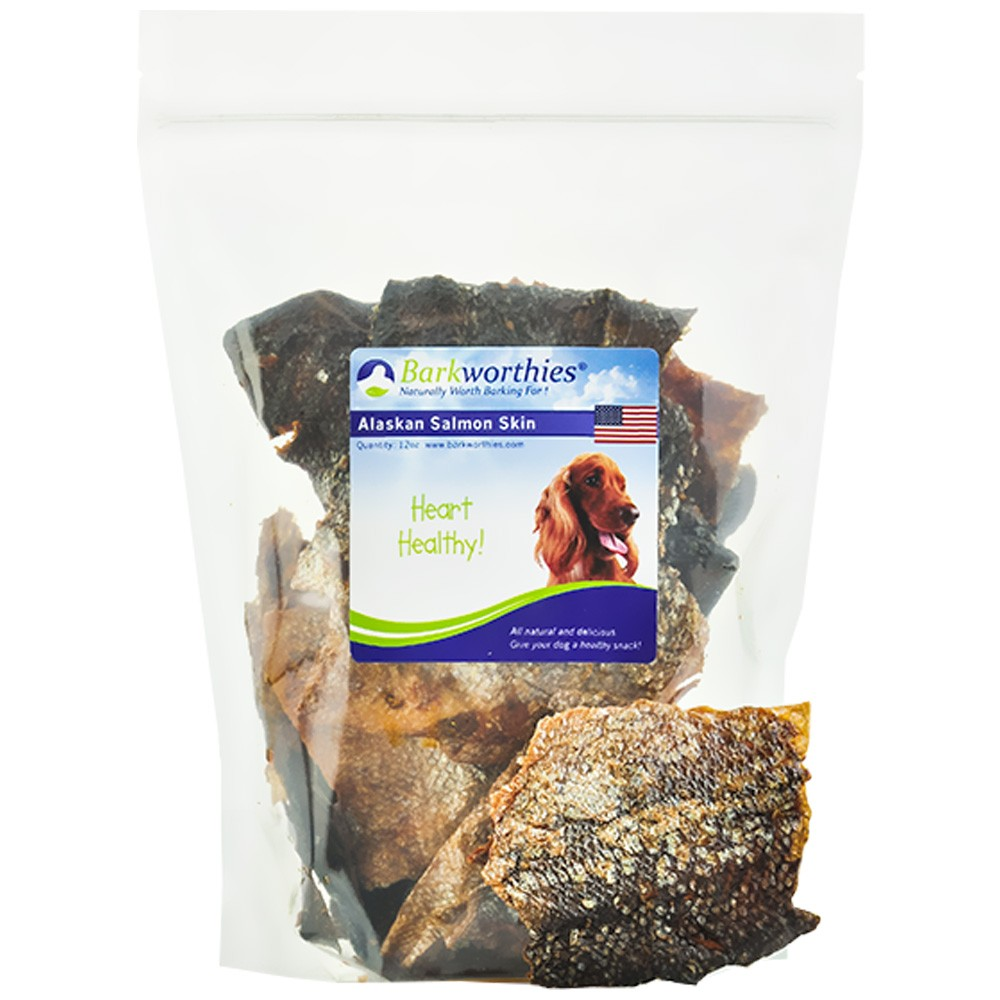 Barkworthies Jerky Treats