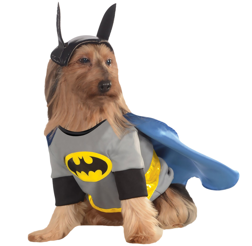 Batman Dog Costume - Medium