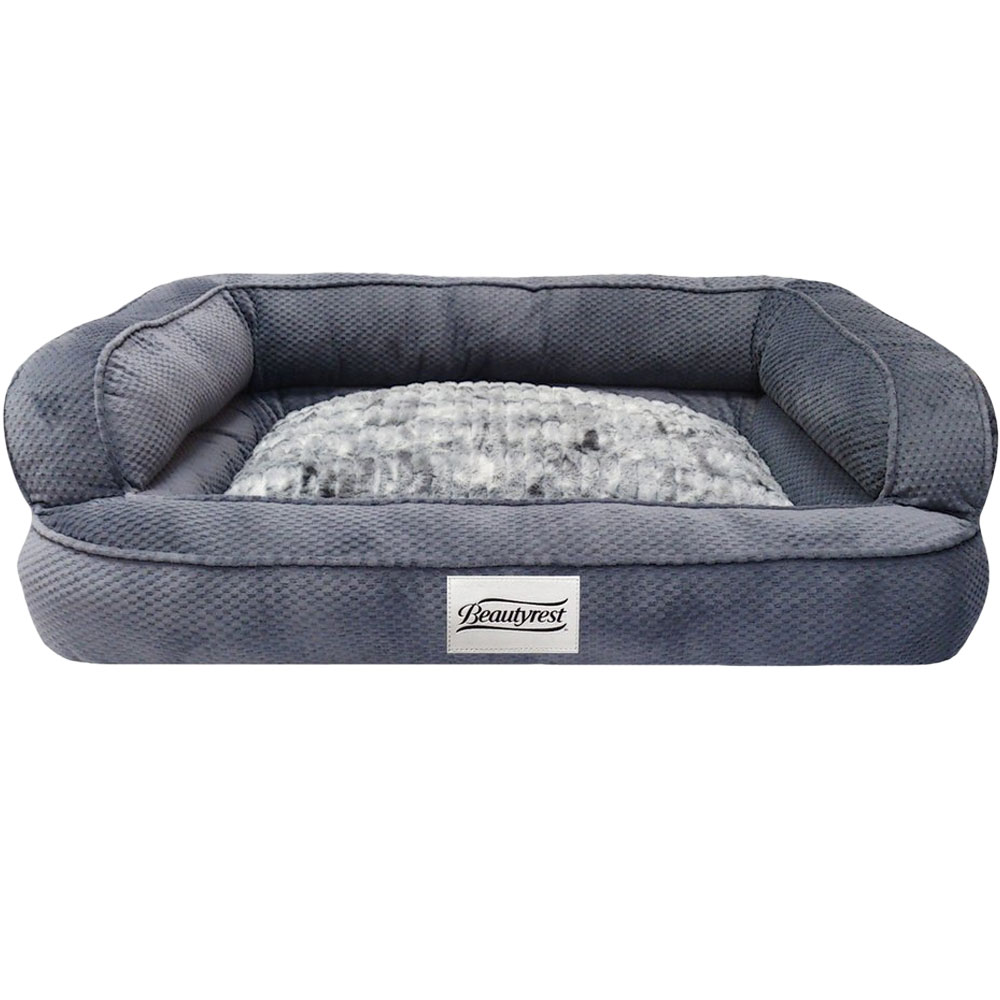 Beautyrest Colossal Rest Silver - Large (36x26x7)