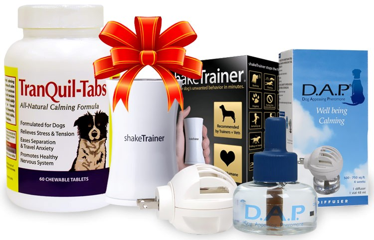 Behavior Control Kit for Dogs
