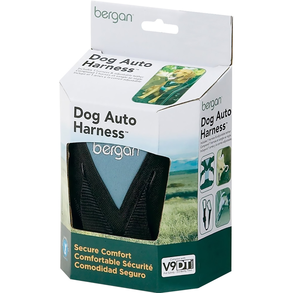 Bergan Dog Travel Harness - Extra Large Blue