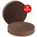 Bergan Turbo Scratcher Replacement Pads (6-Pack)