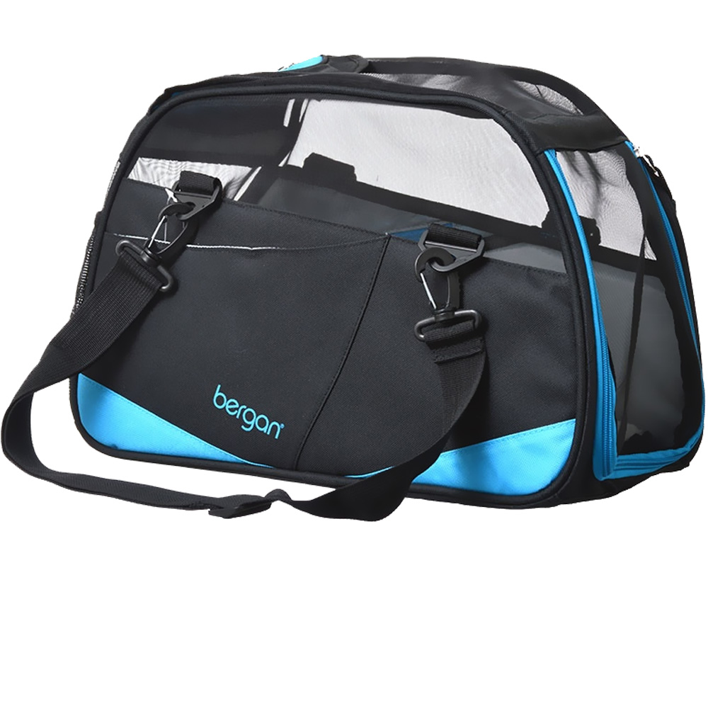 BERGAN-VOYAGER-PET-CARRIER-MEDIUM-LARGE-BLACK