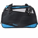 "Bergan Voyager Pet Carrier - Small Black (12"" x 8"" x 17"")"