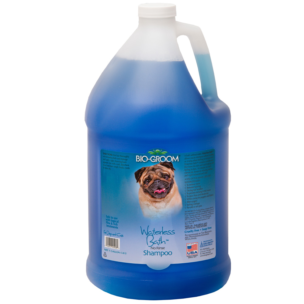 Bio-Groom Waterless Bath Shampoo (1 Gallon)