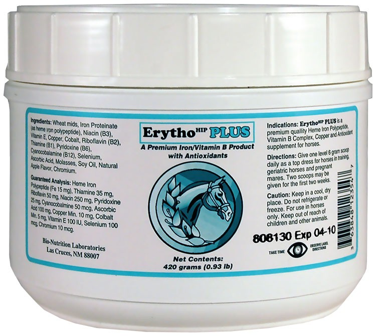 Bio-Nutrition Erytho Plus
