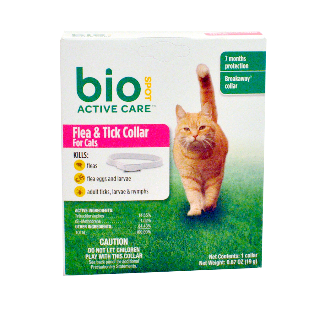 Bio Spot® Active Care Flea Collars
