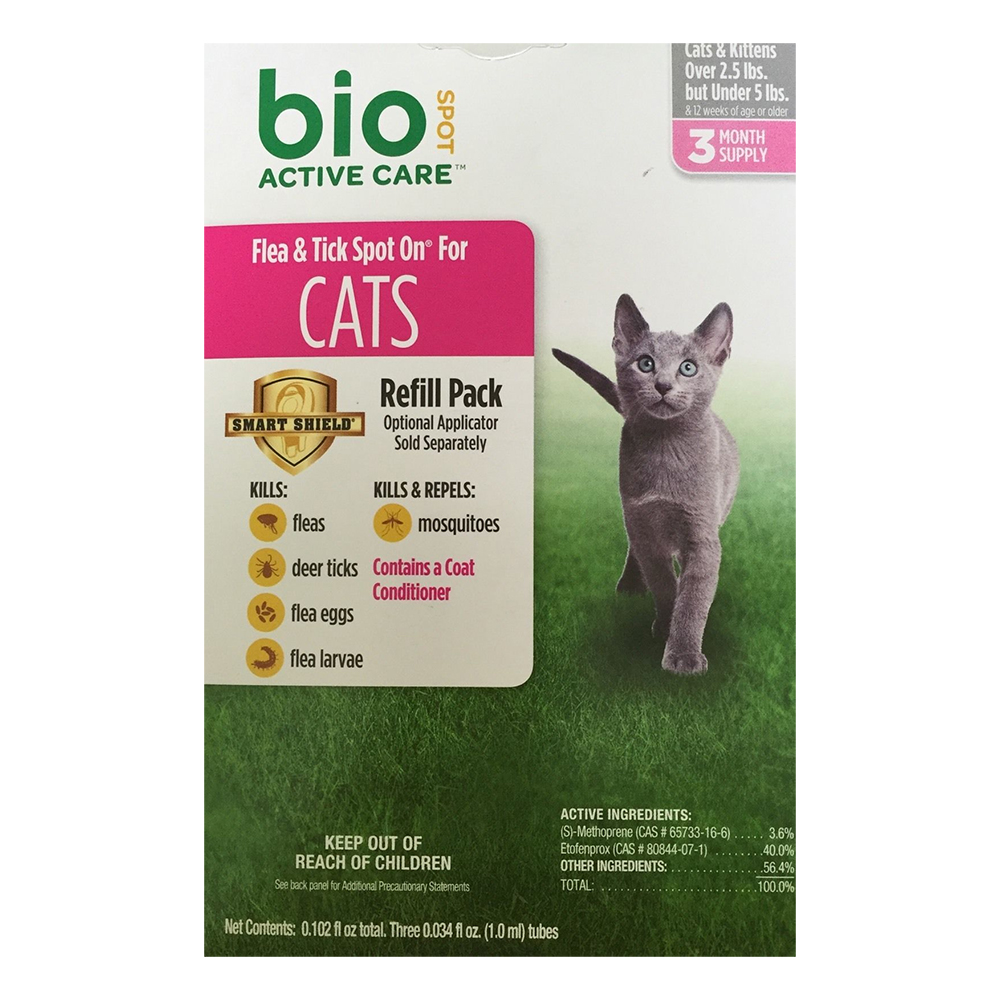 Bio Spot®  for Cats