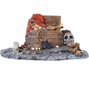 "BioBubble Decorative Pirate Treasure (7.5"" x 6"" x 3.75"")"