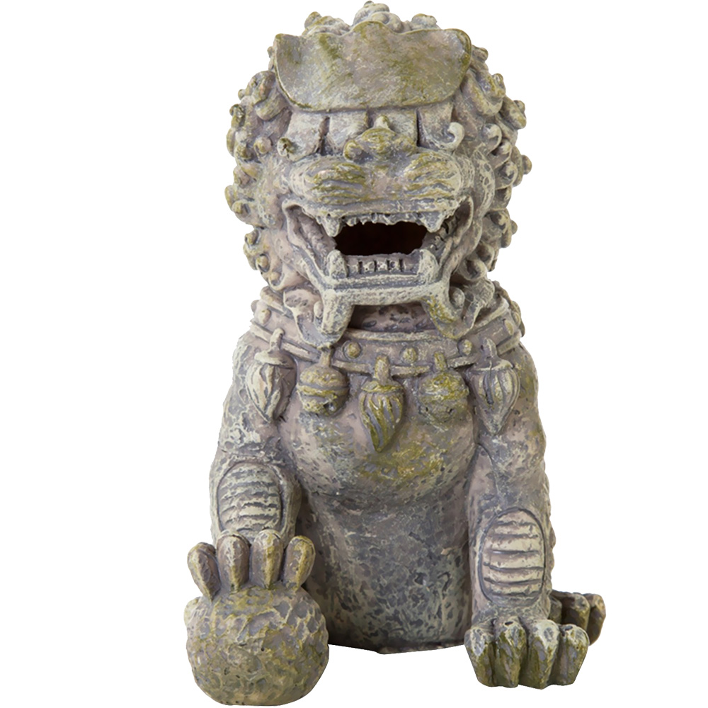 "BioBubble Decorative Temple Guardian - Small (3.5"" x 3.5"" x 5"")"