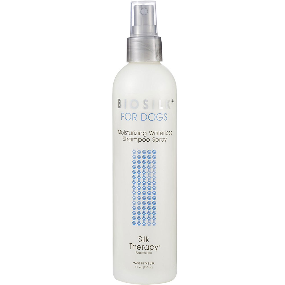 Biosilk Moisturizing Waterless Shampoo Spray