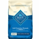 Blue Buffalo Chicken & Brown Rice Recipe for Adult Dogs - 15lb
