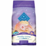 Blue Buffalo Healthy Living Chicken & Brown Rice Recipe for Cats (15 lb)