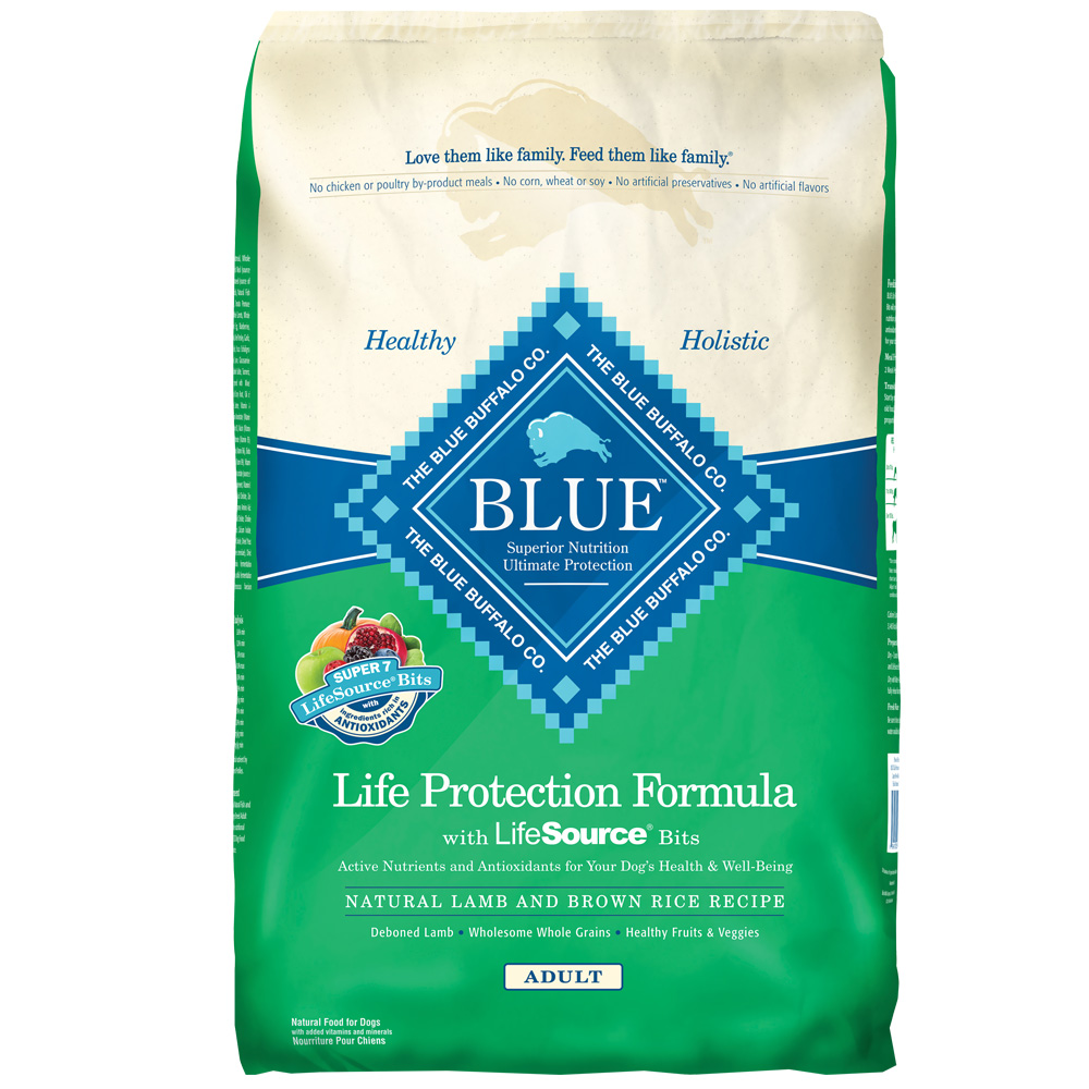 Blue Buffalo Lamb Puppy Food Reviews