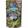 Blue Buffalo Wilderness Bayou Biscuits - Alligator & Catfish (8 oz)