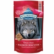 Blue Buffalo Wilderness Grain-Free Trail Biscuits - Salmon (10 oz)
