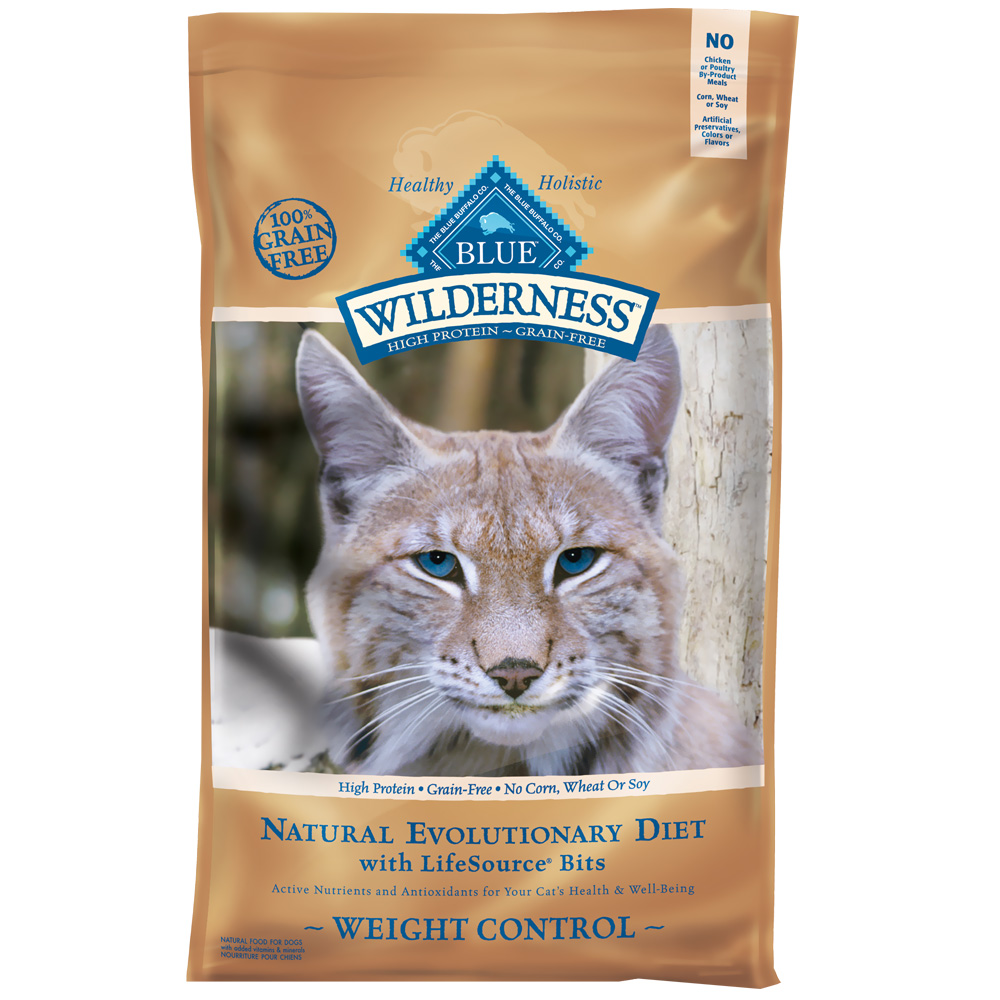 Blue Wilderness Weight Control Cat Food Reviews