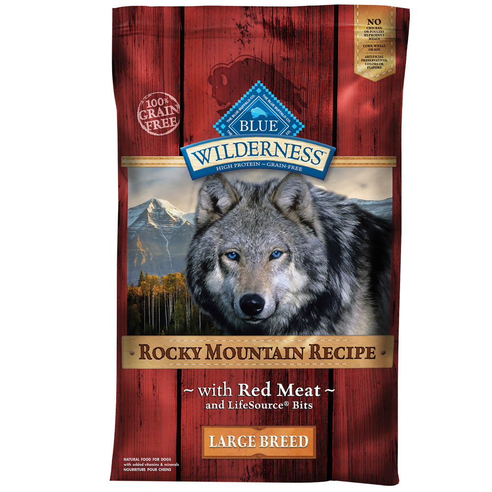 Blue Wilderness Large Breed Puppy Food Review