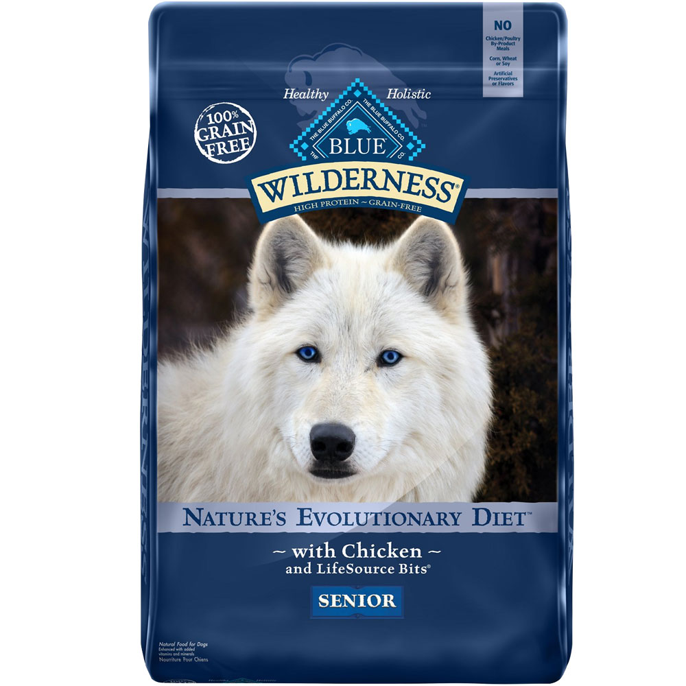 Blue Buffalo Wilderness Chicken Dry Puppy Food Review