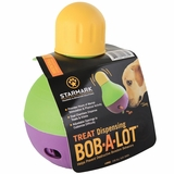 Bob-A-Lot Multi Chambered Interactive Dog Toy