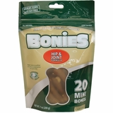 BONIES Hip & Joint Health Multi-Pack MINI (20 Bones / 7 oz)