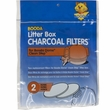 Booda Dome Clean Step Litter Box Charcoal Filters - (2 pack)