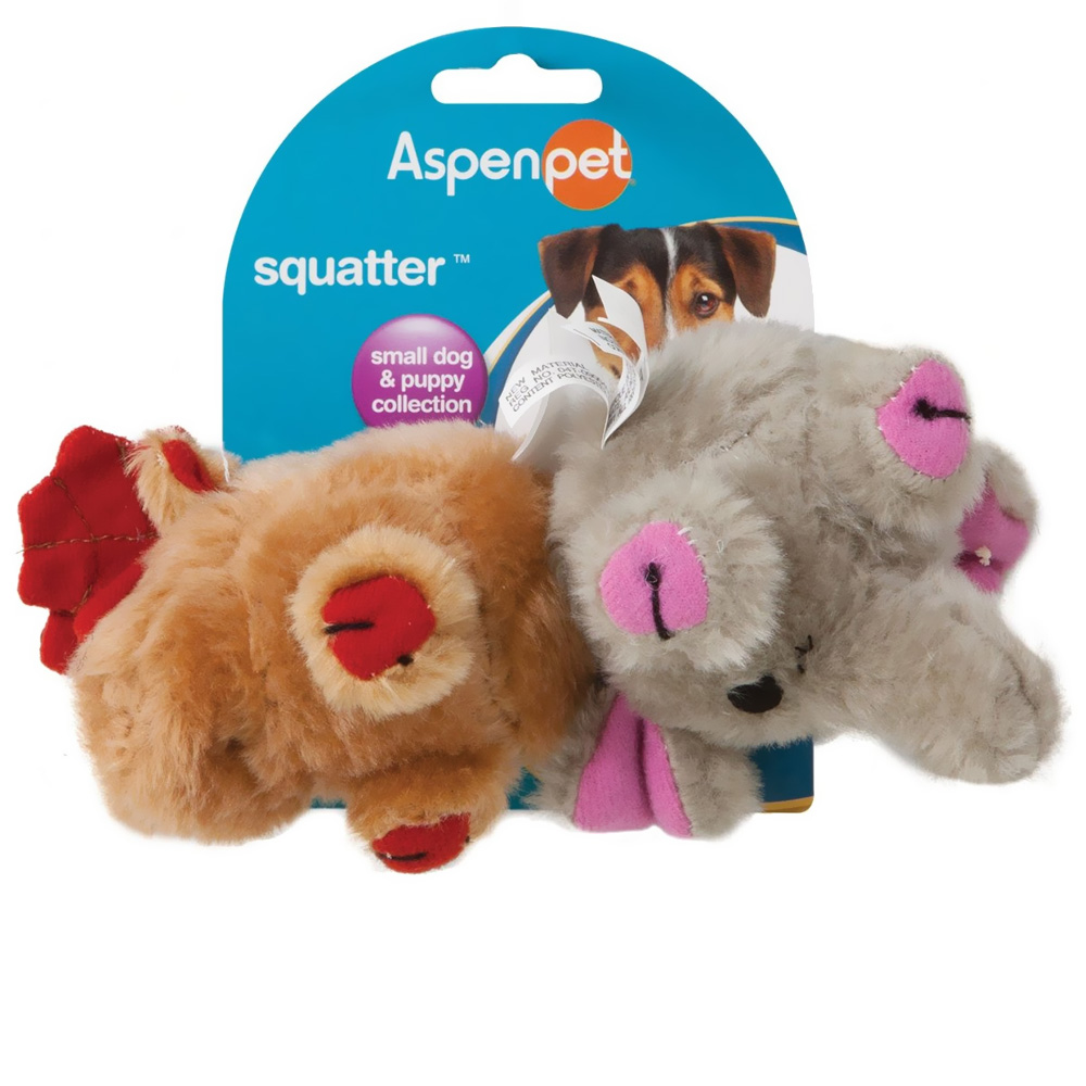 Booda Squatter Moose/Elephant (2 pack)