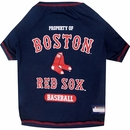 Boston Red Sox Dog Tee Shirts