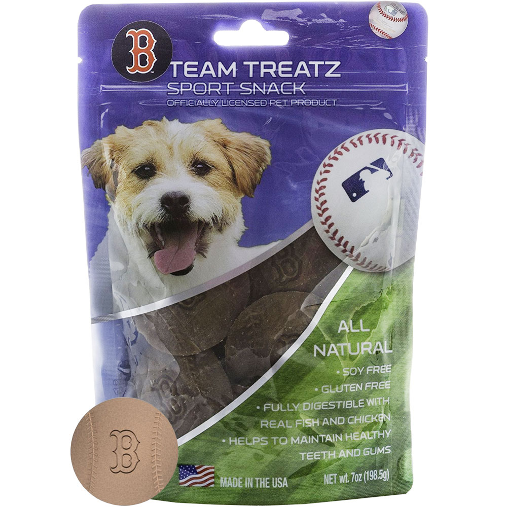 Boston Red Sox Dog Treats