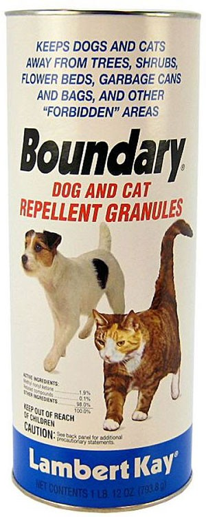 Boundary Dog and Cat Repellent