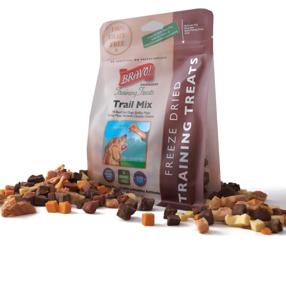 Bravo! Dog Training Treats Trail Mix (4 oz)