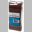 "Brown Gauze Roll Non-Sterile (3""x5yds) - 12 pack"