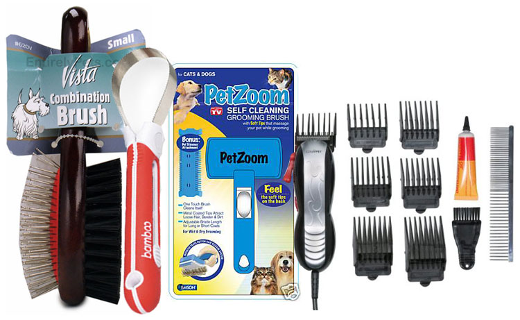 Brushes & Deshedding Tools for Dogs