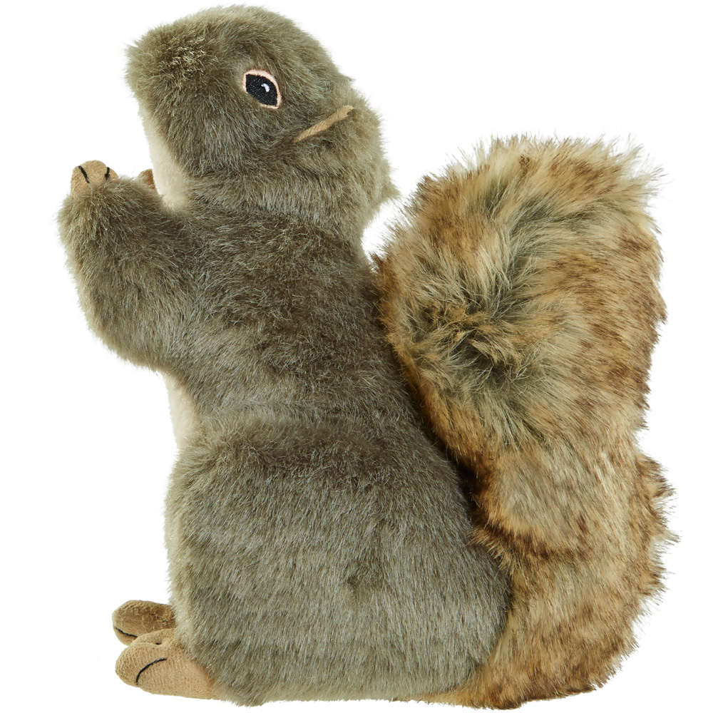 Burbark Dog Toys Squirrel - Large