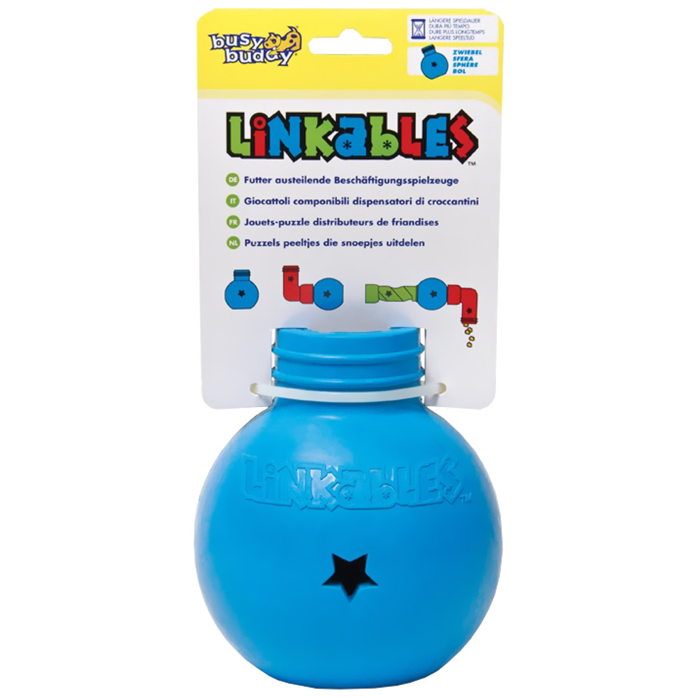 Busy Buddy Linkables Orb Dog Toy