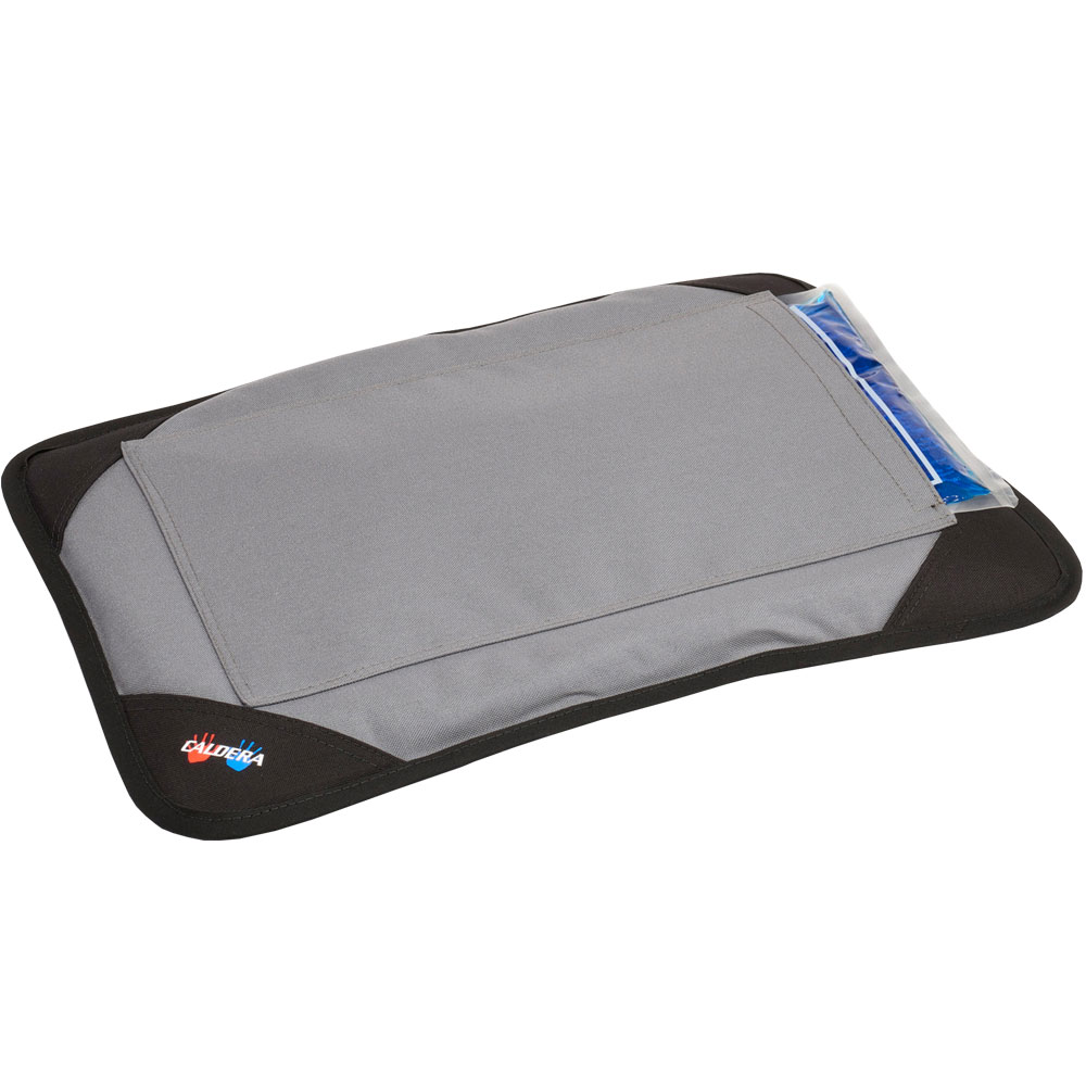 Caldera Hot & Cold Pet Bed - Gray (Small)