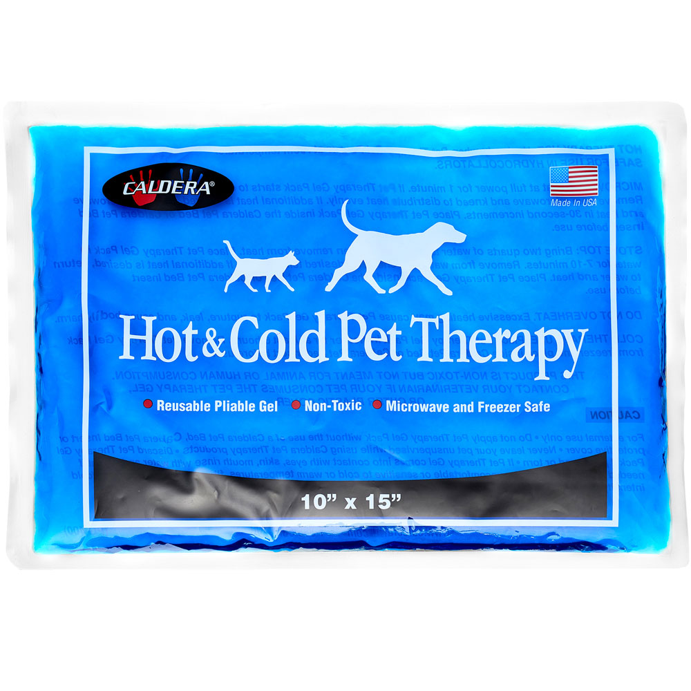 Caldera Hot & Cold Pet Therapy Gel Pack (10'x15')